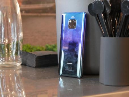 Huawei Mate 20 Pro Handson17