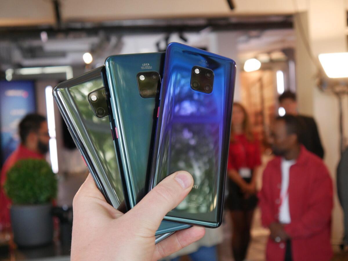 Huawei Mate 20 Pro Handson5
