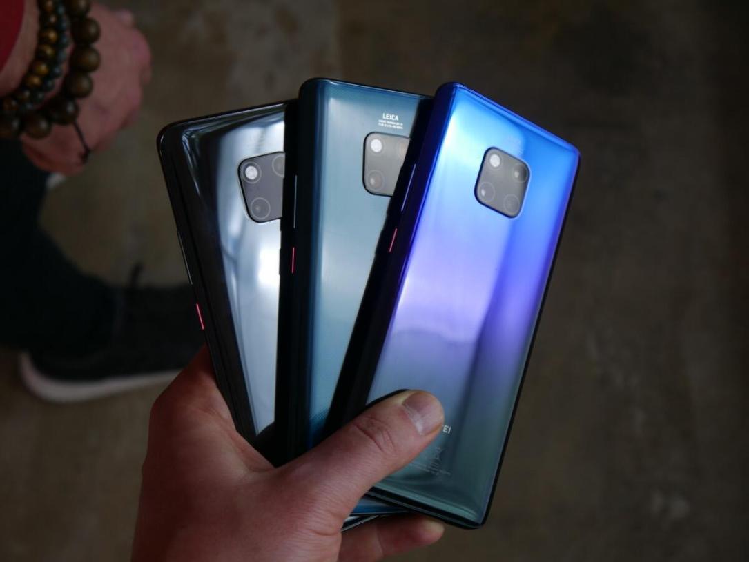 Huawei Mate 20 Pro Handson6