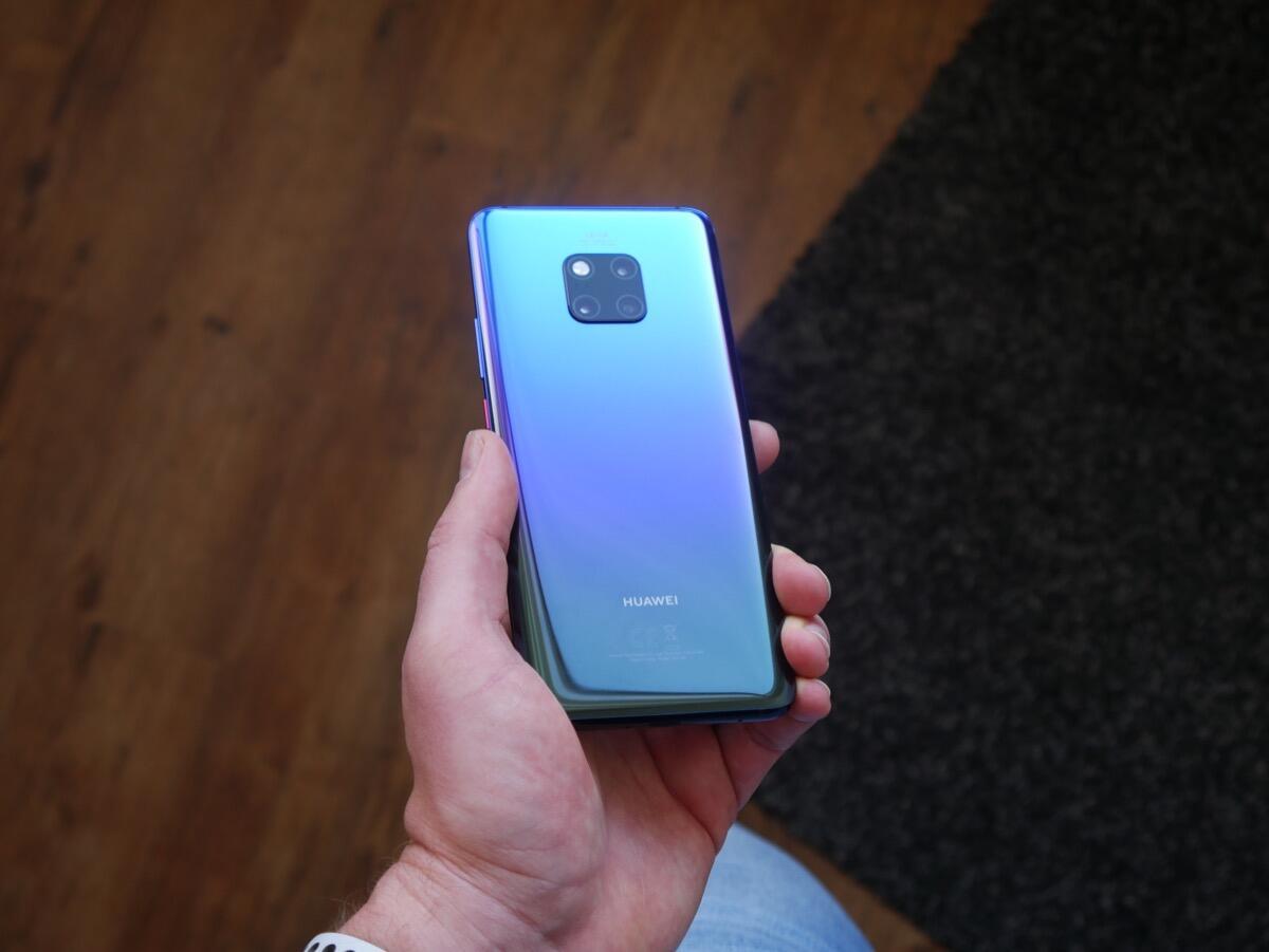 Huawei Mate 20 Pro Test2