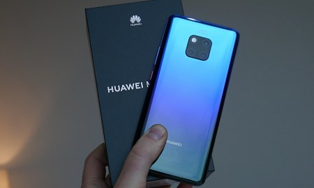 Huawei Mate 20 Pro Unboxing Header