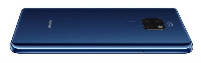 Huawei Mate 20 Midnight Blue (6)