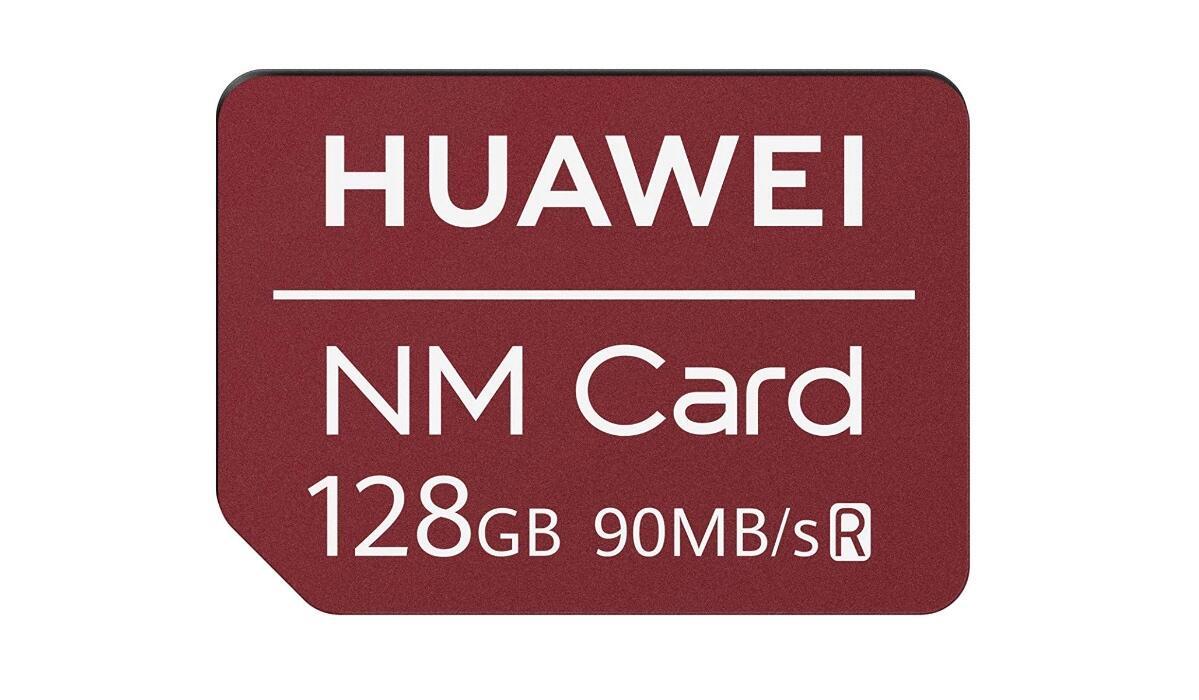Huawei Mate 20 (Pro): Preise für NanoMemory Speicherkarte und mehr