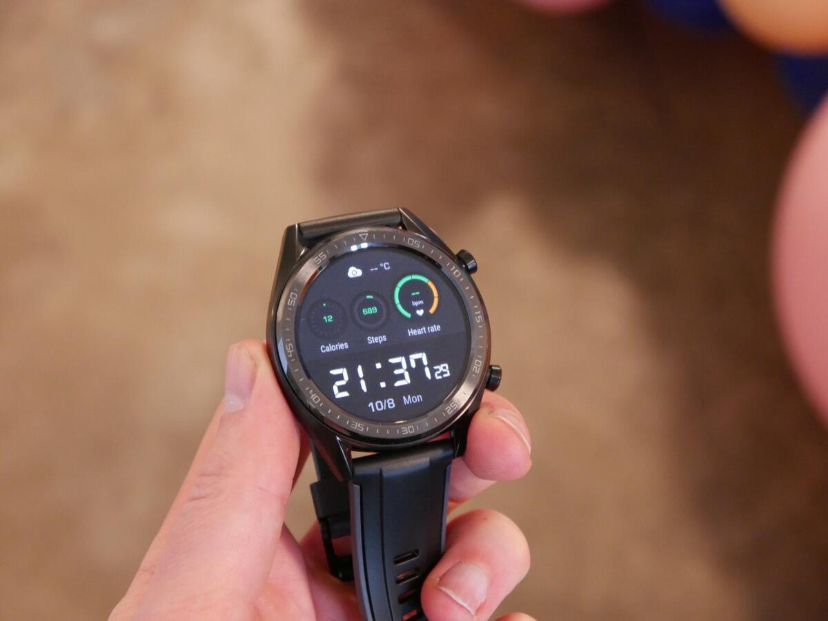 Huawei Watch Gt Handson2