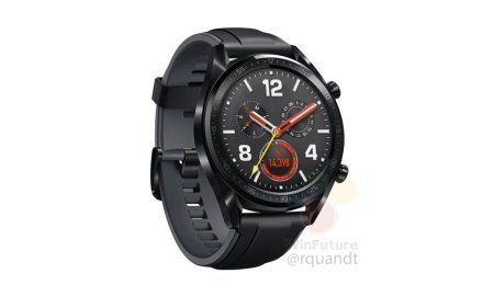 Huawei Watch Gt Leak Header