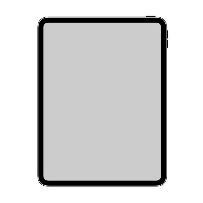 Ipad Pro 2018 Leak Icon