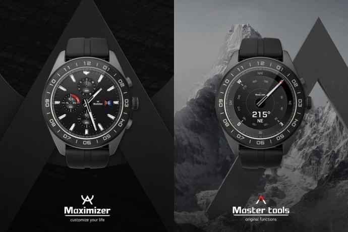 Lg Watch W7 Farben