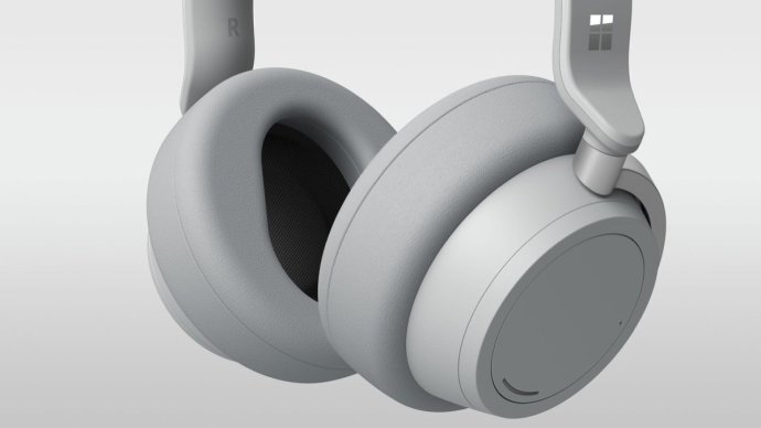 Microsoft Surface Heradphones Detail