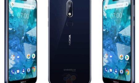 Nokia 7.1 Leak Header