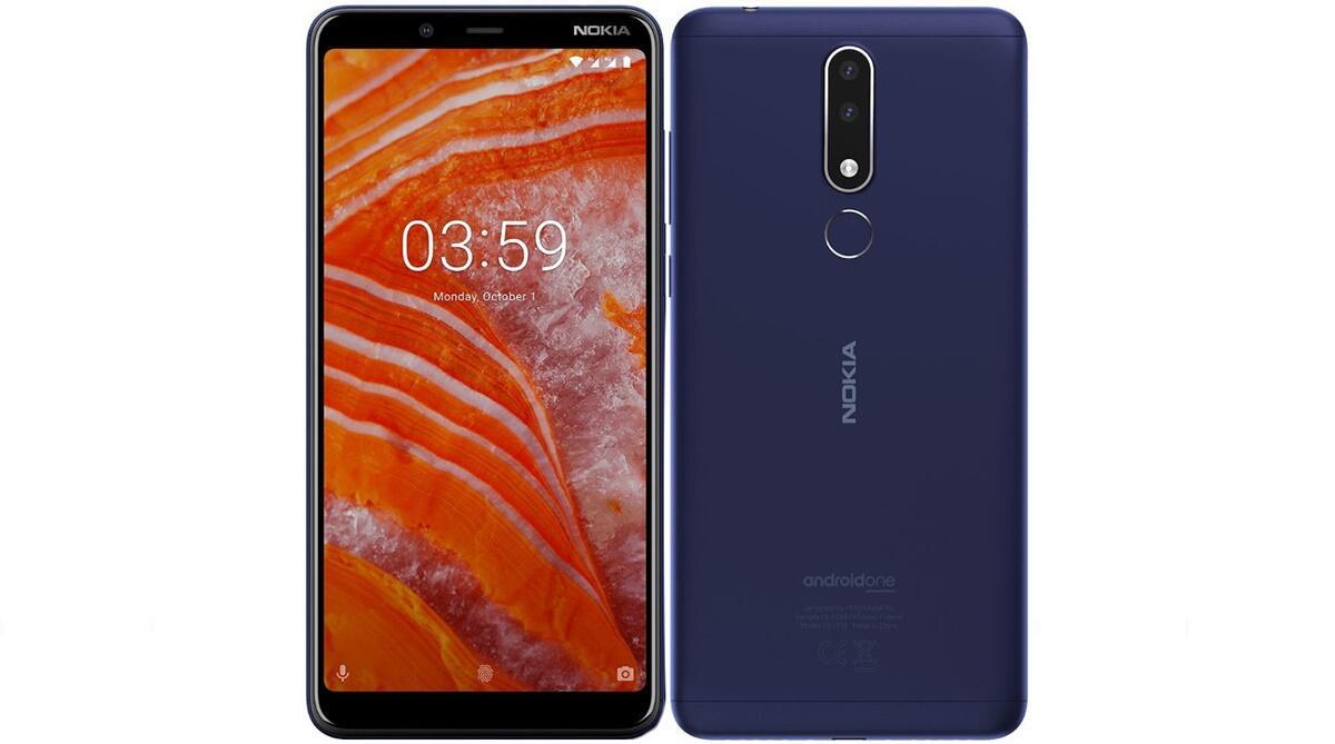 Nokia 3 1 Plus
