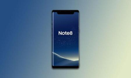 Note 8 Notch