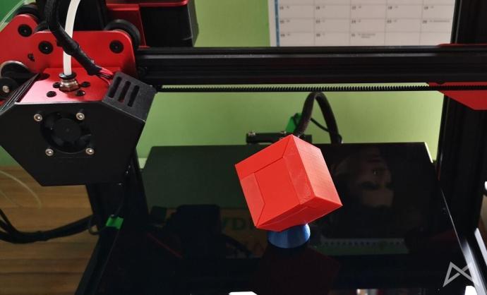 Puzzle Cube 3d Print 1 Tevo Flash