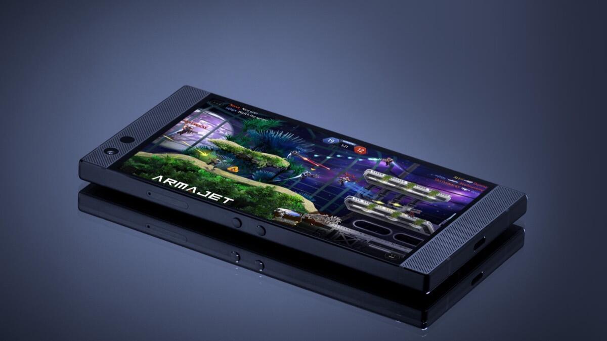 Razer Phone 2 Gaming Spiel