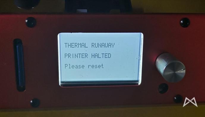 Thevo Flash Thermal Runaway