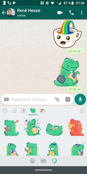 Whatsapp Sticker Android