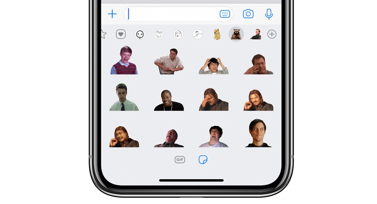 Whatsapp Sticker Pack
