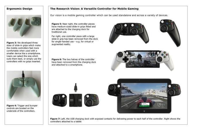 Xbox Mobile Joysticks