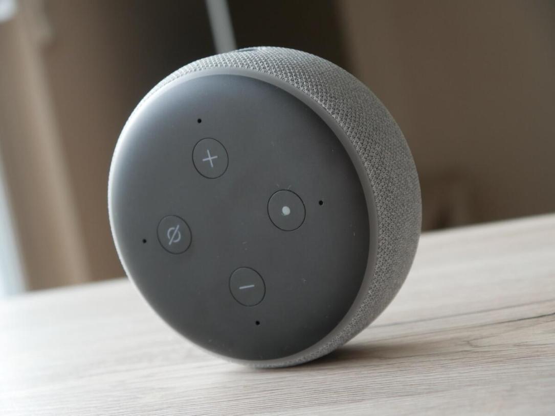 Amazon Echo Dot 3 Test3