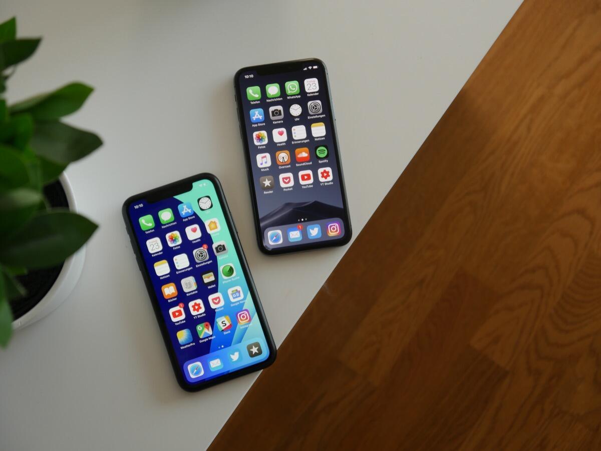 Apple Iphone X Oder Iphone Xr Vergleich4