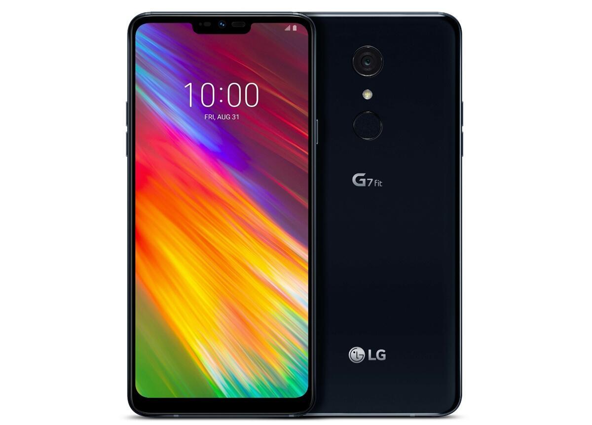 LG G7 fit startet für 399 Euro in den deutschen Handel