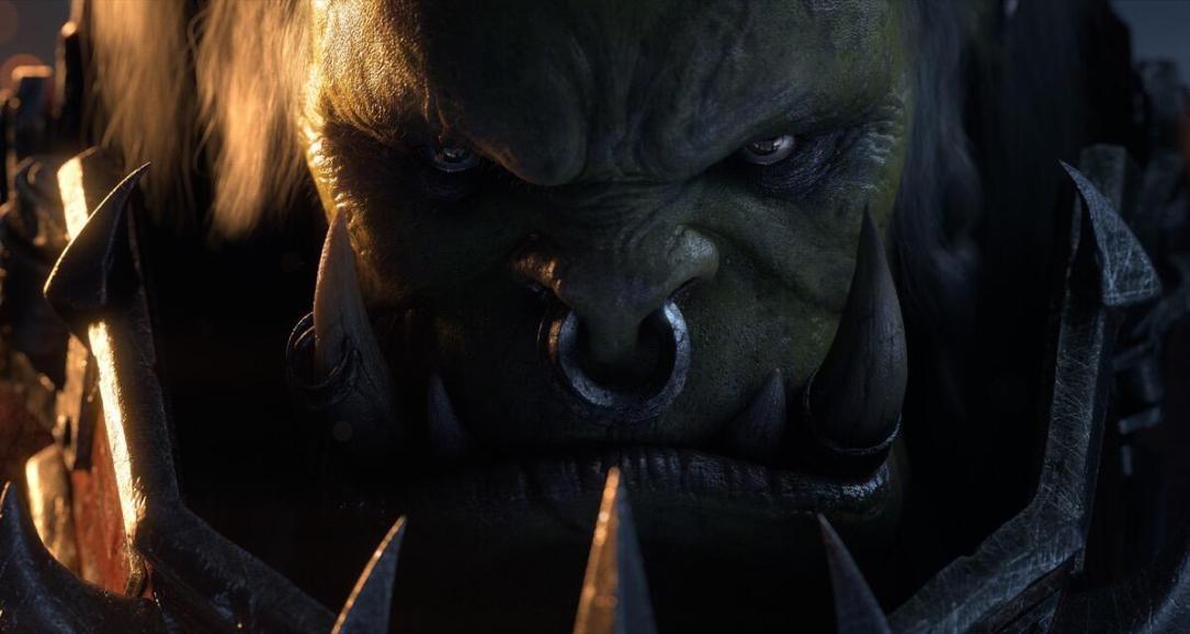 Blizzard Warcraft Header