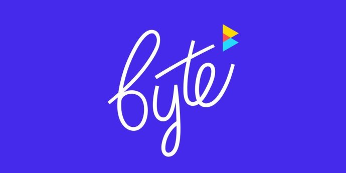Byte Logo Header
