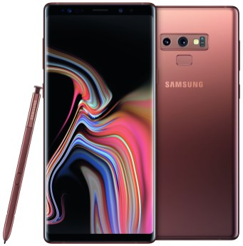 Galaxy Note 9 Copper Gold
