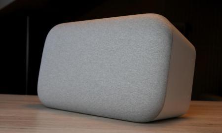 Google Home Max Header