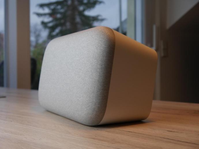 Google Home Max Test1