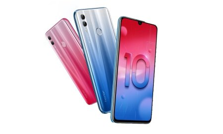 Honor 10 Lite Header