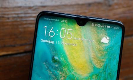 Huawei Mate 20 Display