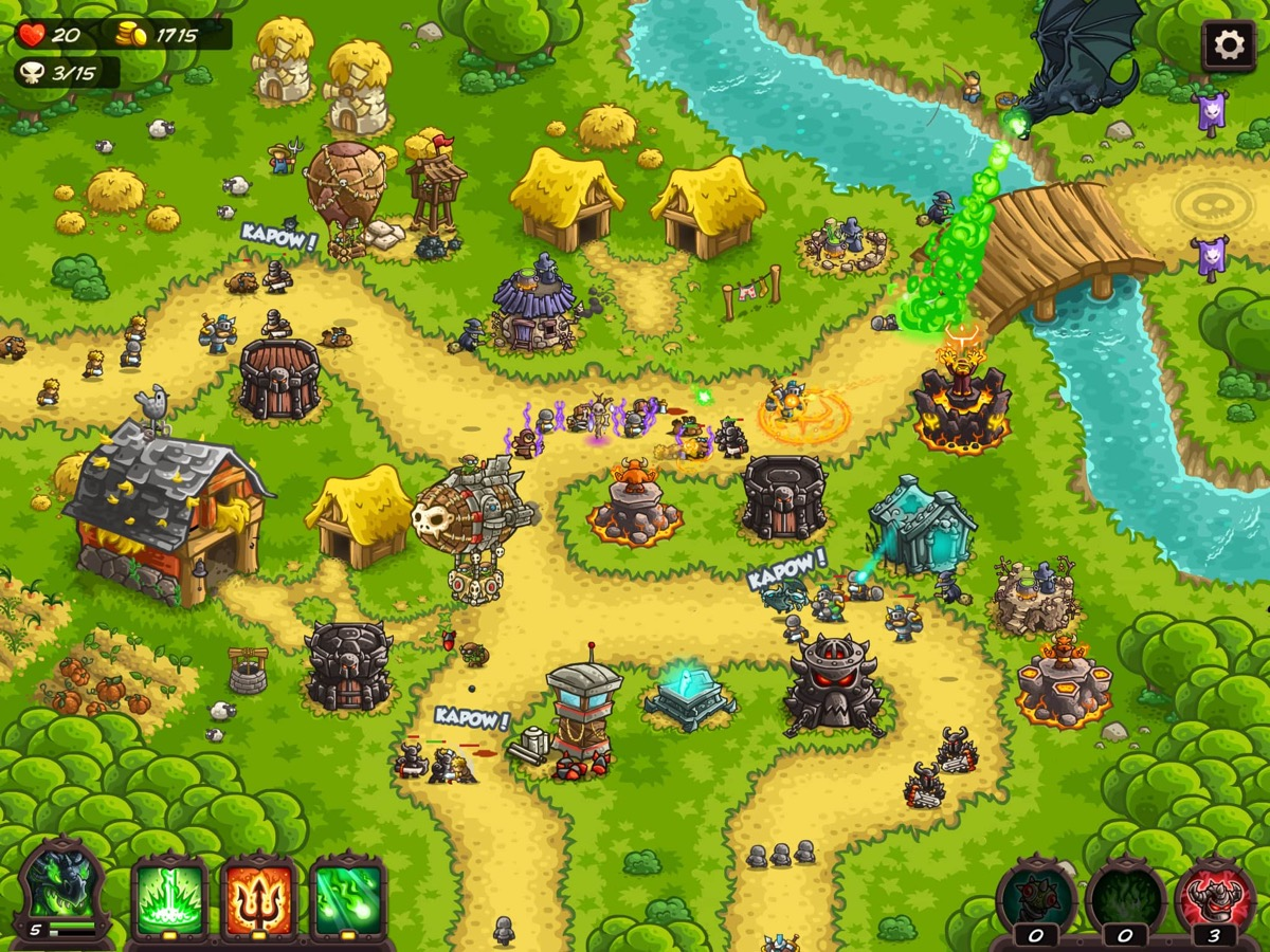 Kingdom Rush Vengeance Screen1