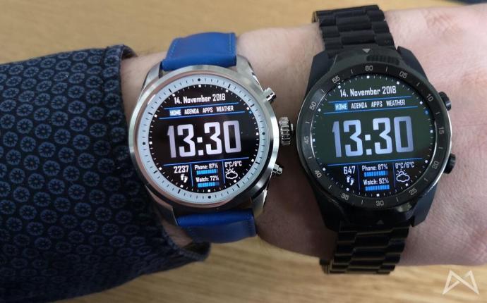Montblanc Summit 2 Ticwatch Pro
