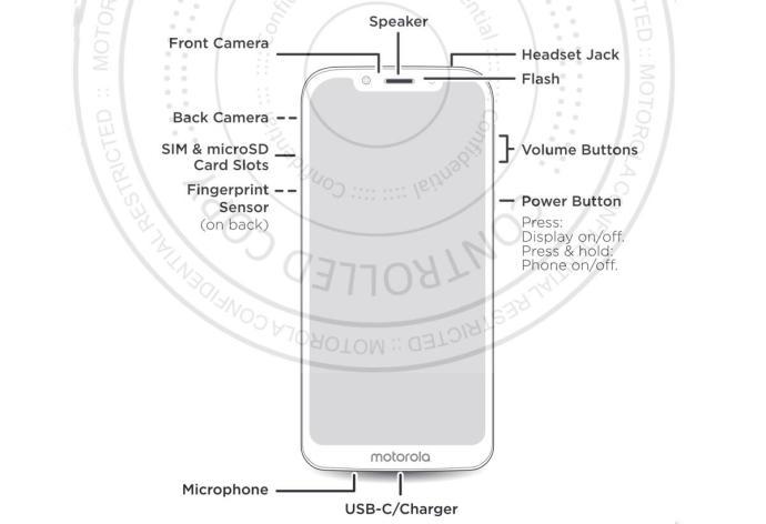 Moto G7 Play Manual