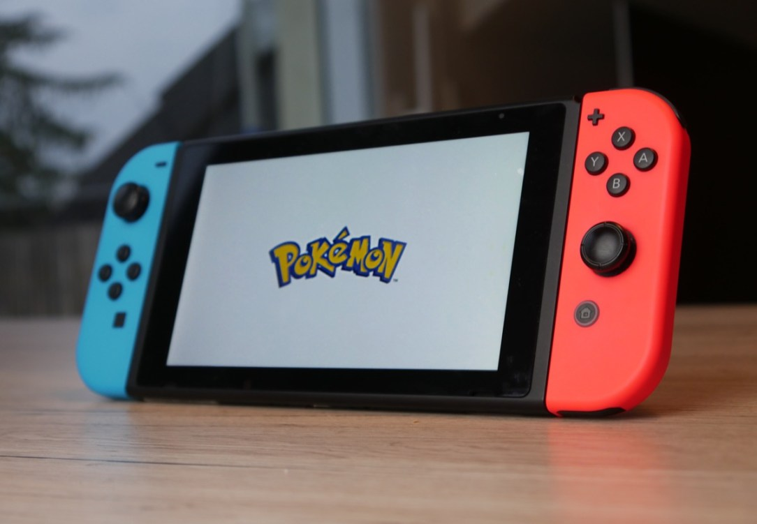 Nintendo Switch Pokemon Header