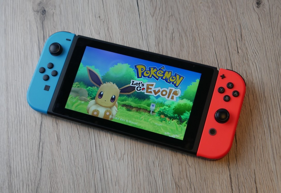 Nintendo Switch Pokemon Lets Go Header