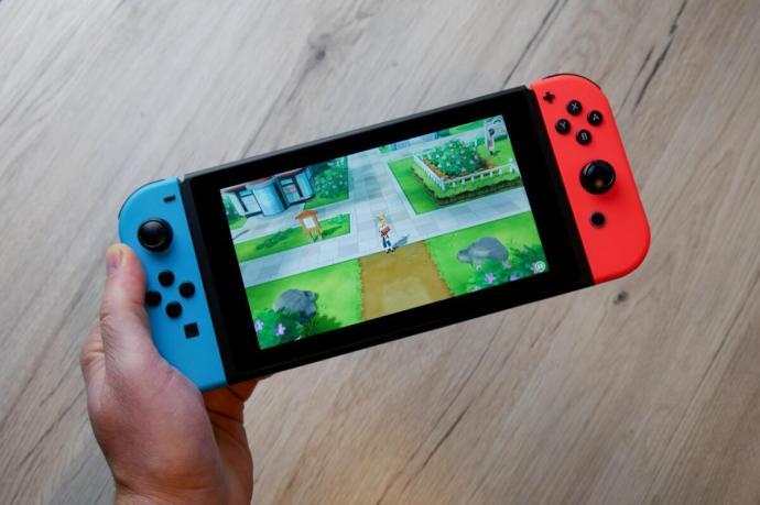 Nintendo Switch Pokemon Lets Go