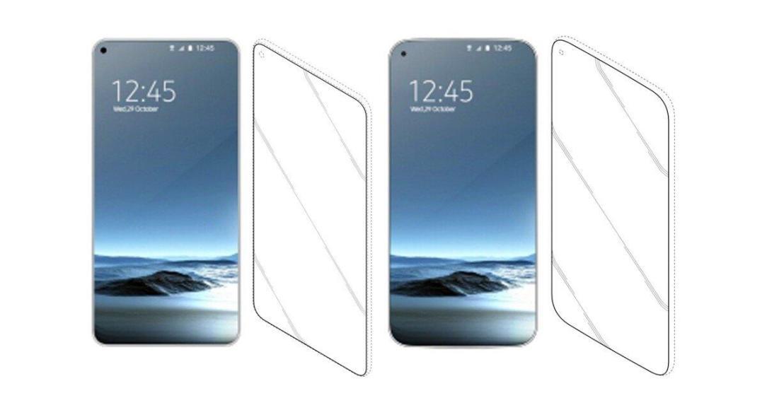 Samsung Galaxy S10 Patent Header
