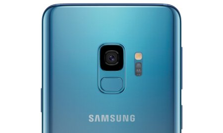 Samsung Galaxy S9 Blau Header