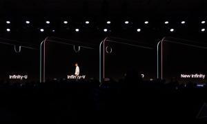 Samsung Infinity Display Notch