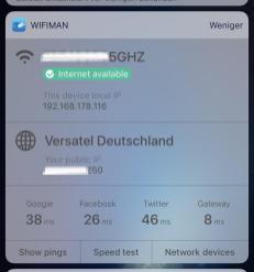 Wifiman Widget 2