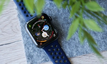 Apple Watch Series 4 Header
