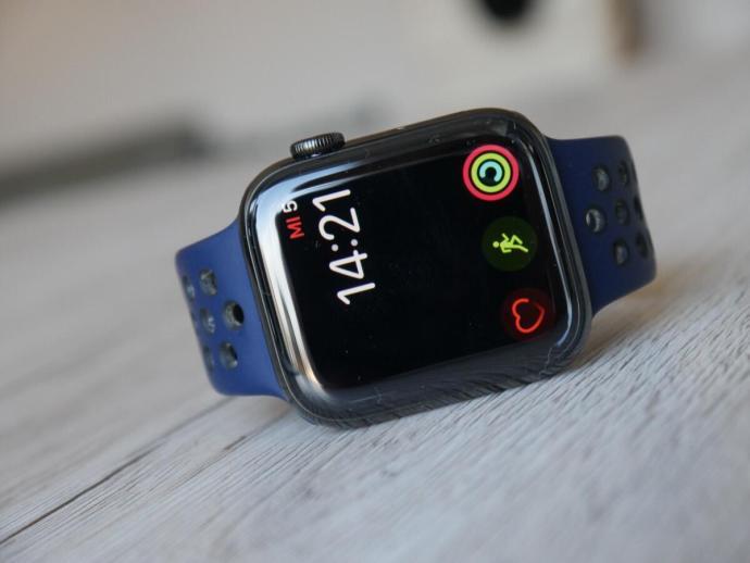 Apple Watch Series 4 Test4