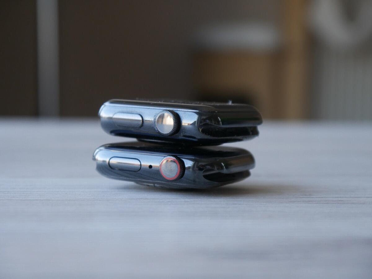 Apple Watch Series 4 Test5