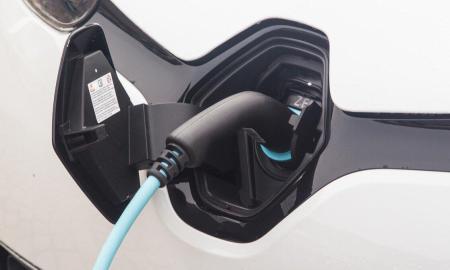 Elektro Laden Auto