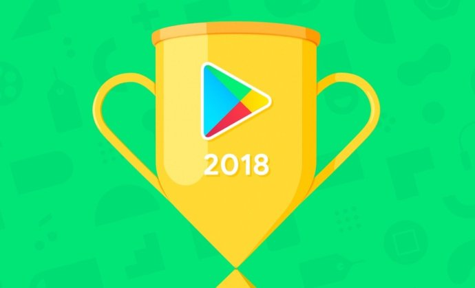 Google Play Store 2018 Best Of Header