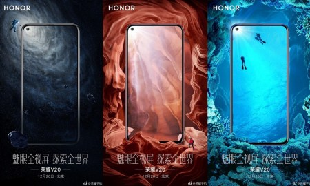 Honor V20 Posters