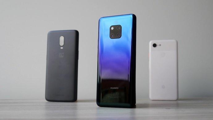 Huawei Oneplus Google Smartphones Header