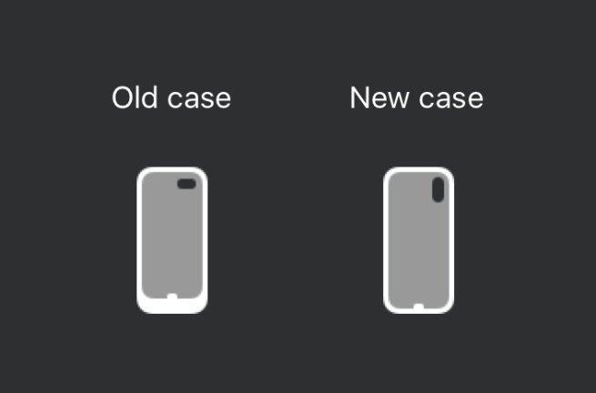 Iphone Xs Smart Battery Case Icon