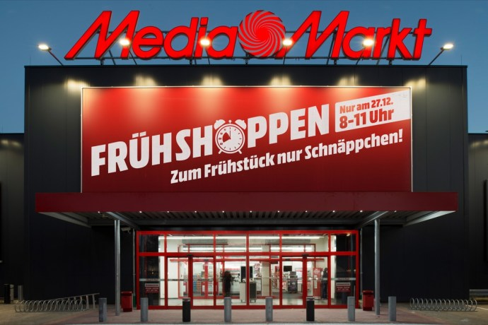 Rabattaktion Mediamarkt Lädt Zum Frühshoppen